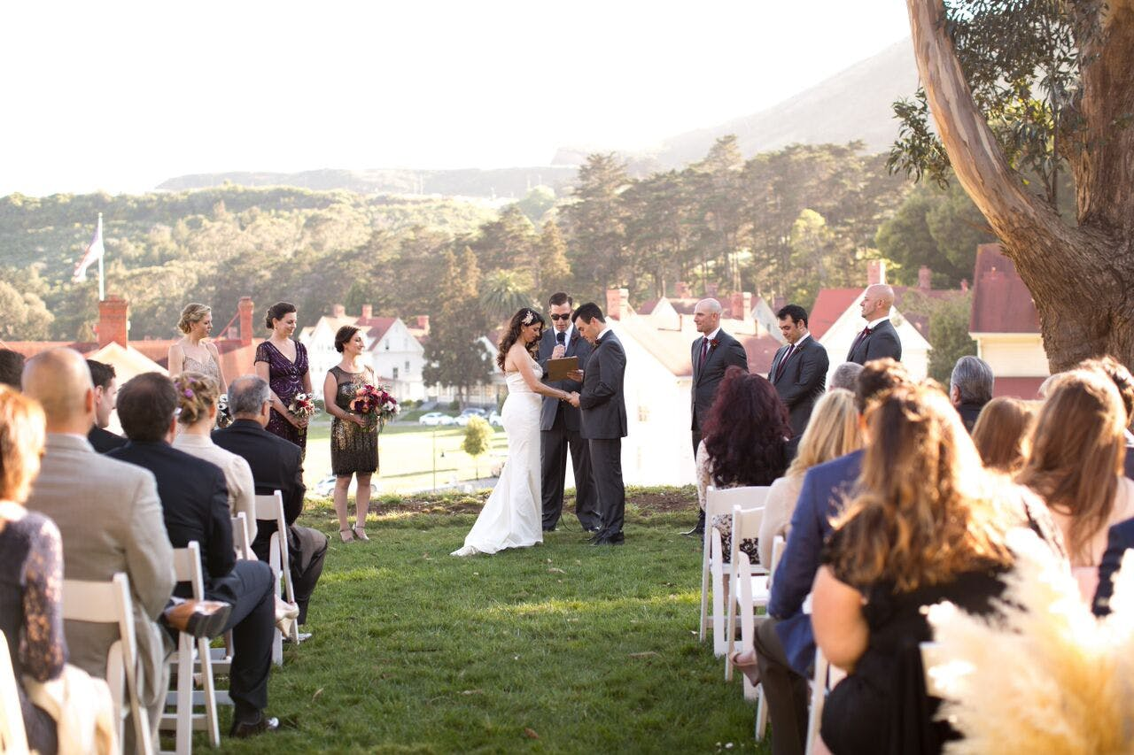 cavallo point san francisco wedding venues