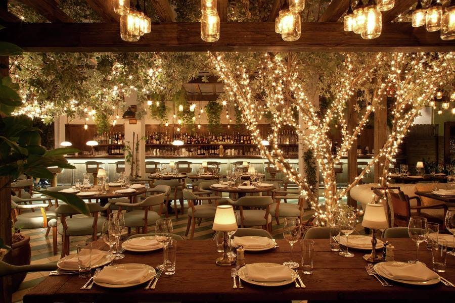 cecconi s miami patio restaurants
