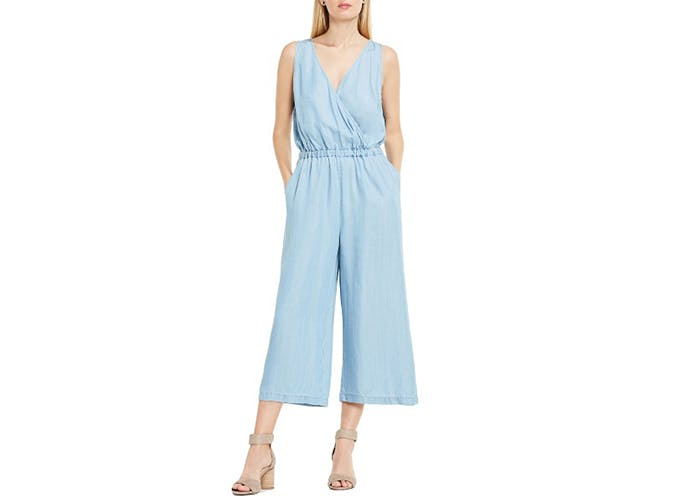 chambray jumpsuit you wear to work