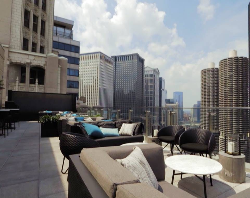 chicago rooftops londonhouse