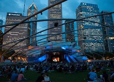 chicago summer events activities CAT