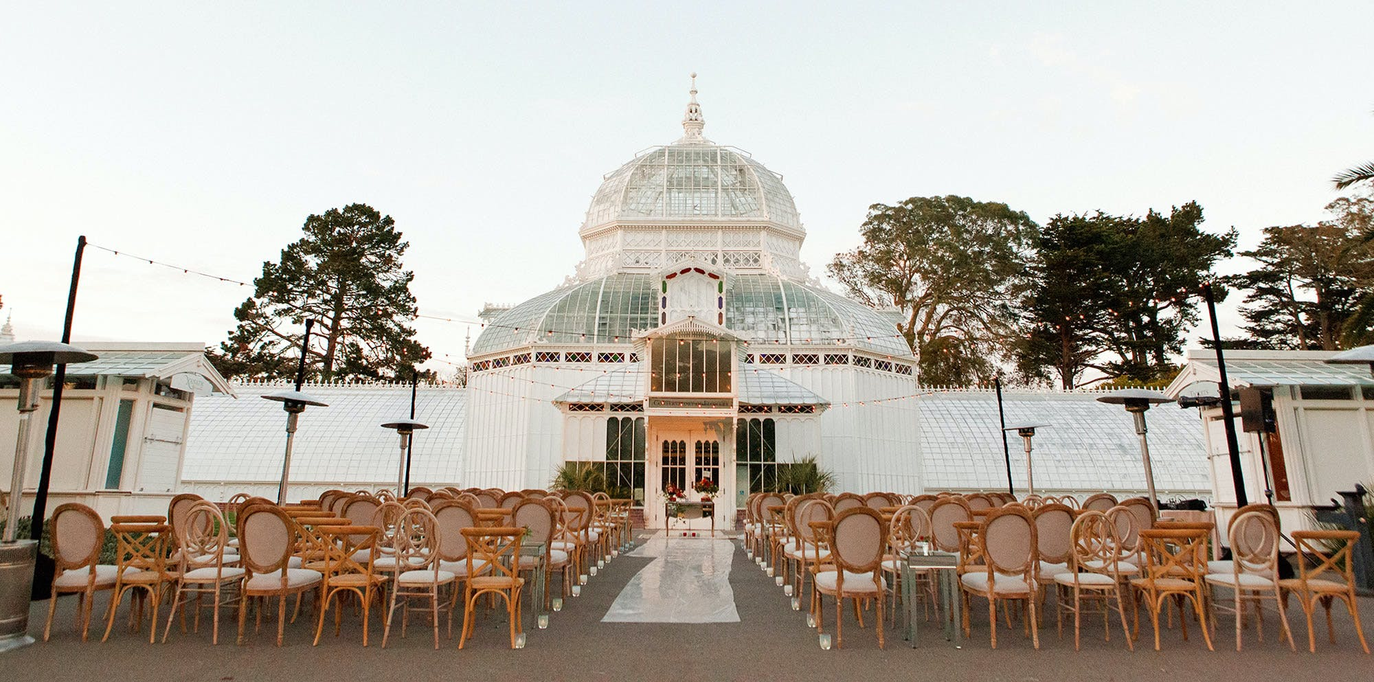 conservatory of flowers san francisco wedding vnues
