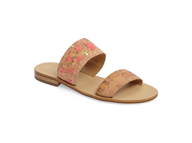 cork sandals use