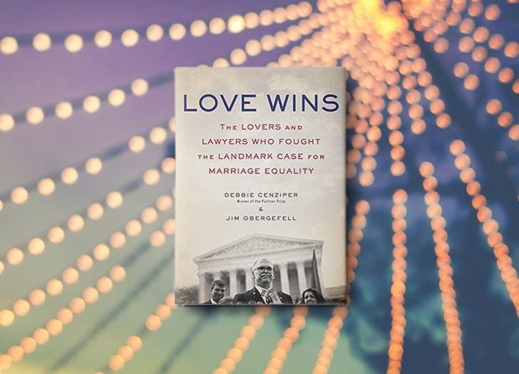 couple books love wins