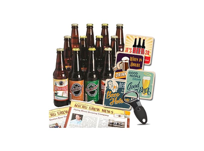 The 50 best monthly subscription boxes for 2018 purewow for Best craft beer club