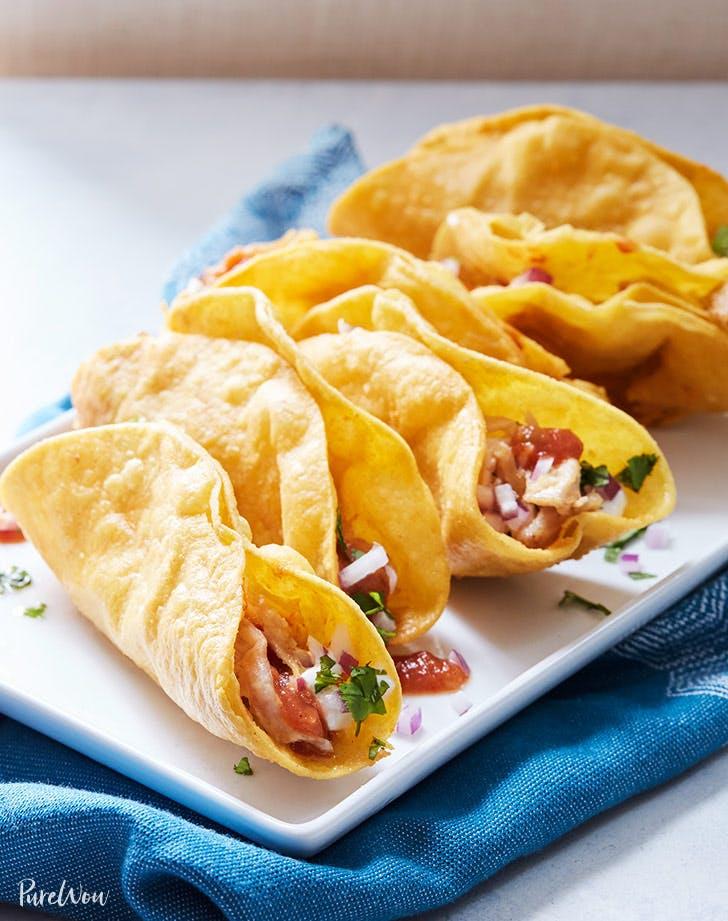crispy chicken tacos liz andrew 921