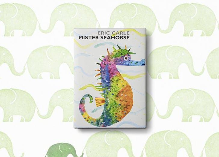 dad books seahorse