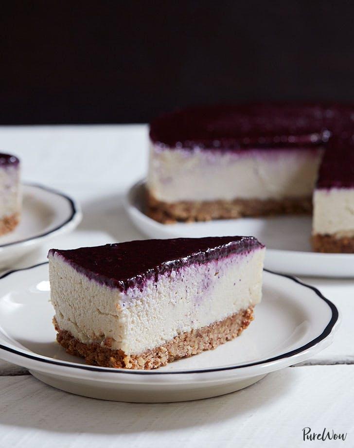 dairy free cheesecake liz andrew