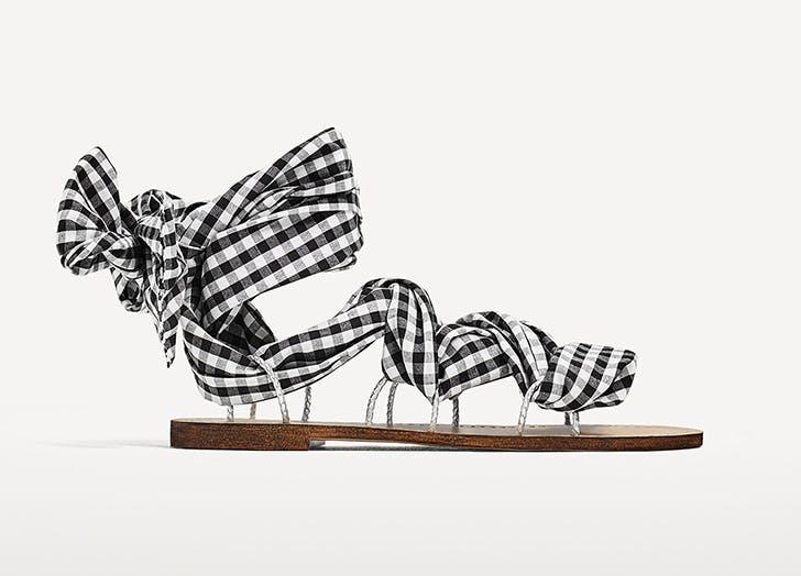 dallas summer shoes zara LIST