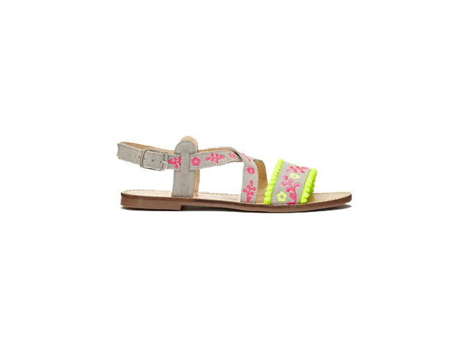 embroidered sandals for baby shoe trends for summer