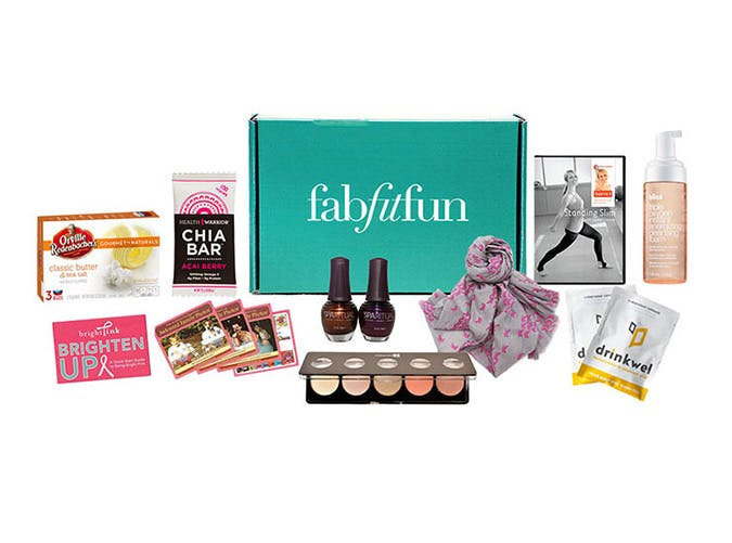 fabfitfun subscription boxes