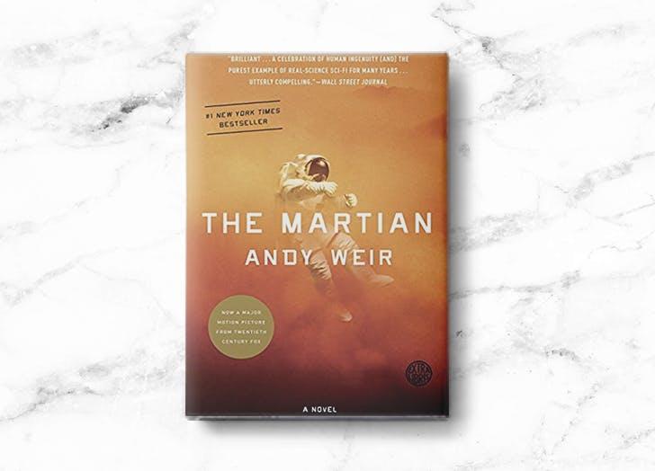 first sentence martian