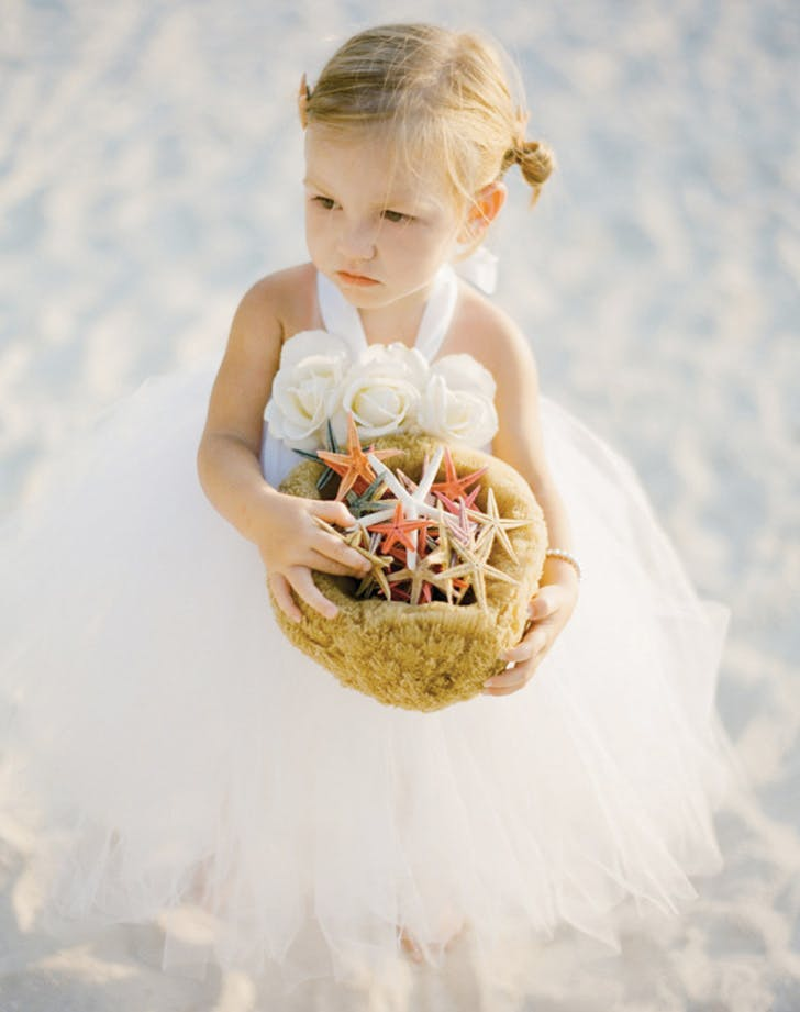 flower girl starfish