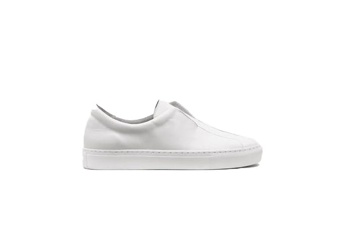 frenchh connction white sneakers use