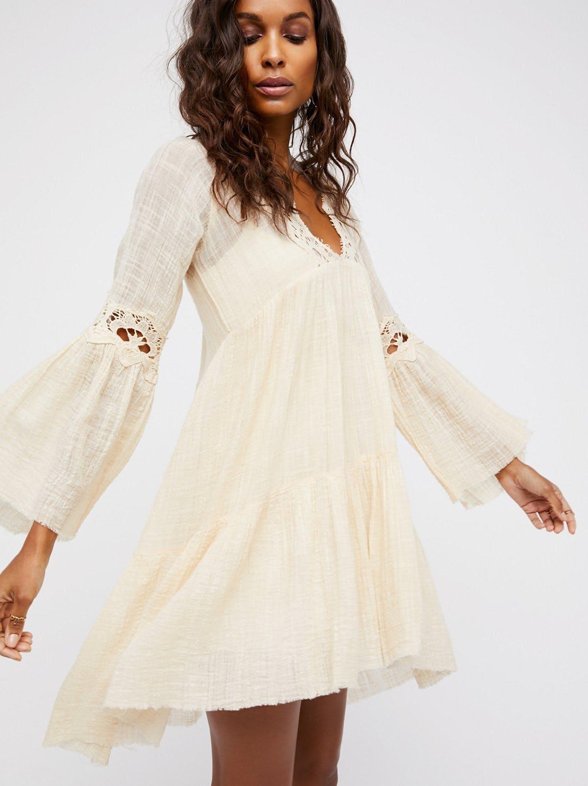 gauzy sundress miami dresses free people