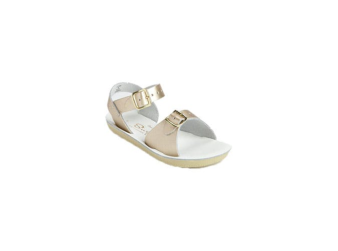 gold sandals baby shoe trends for summer