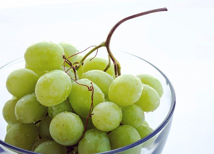 grapes fruit storage