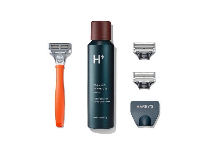 harry s shave gel kit