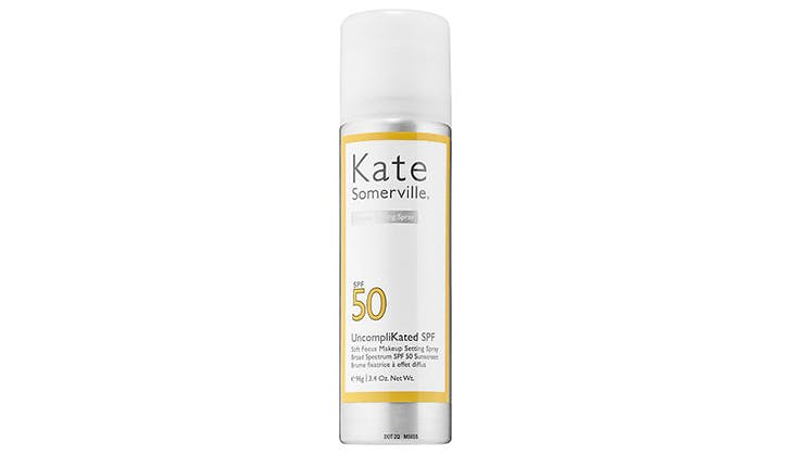 kate somerville setting spray spf beauty products