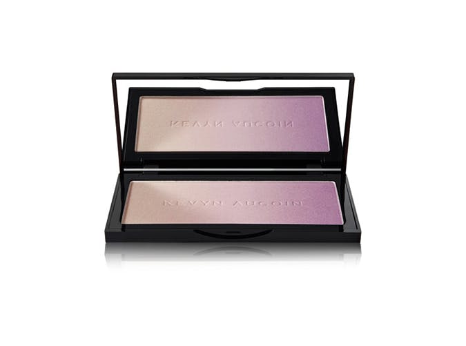 kevyn aucoin purple highlighting palette
