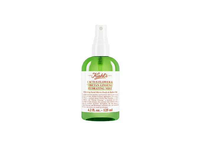 kiehls face spray in flight essentials