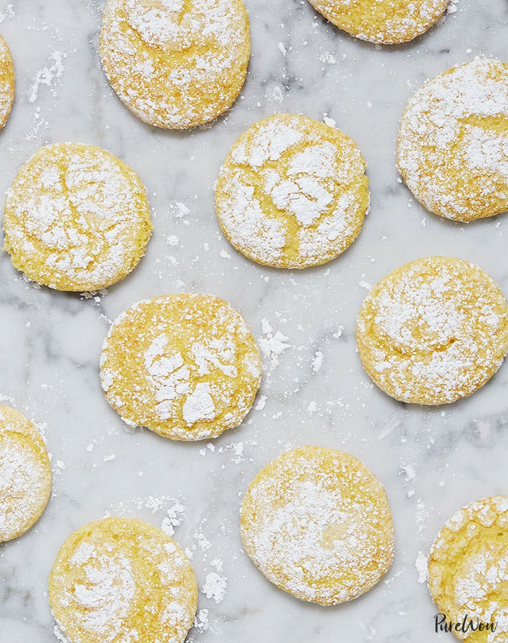 lemon cookies made with cake mix liz andrew