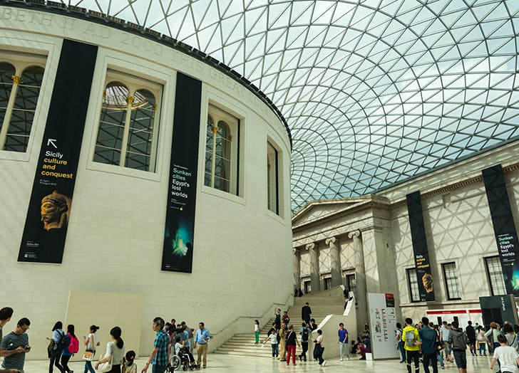 london free british museum