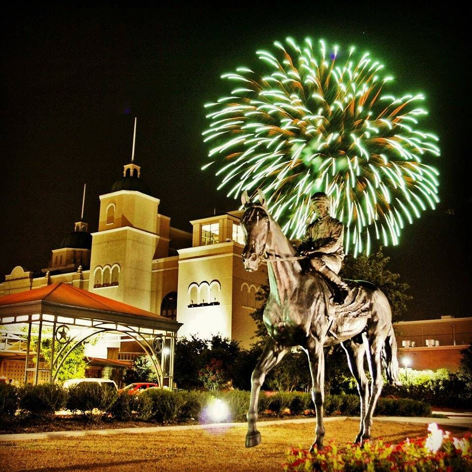 lone star park dallas summer events activities