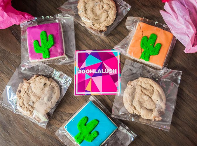 lush bites cookies subscriptions