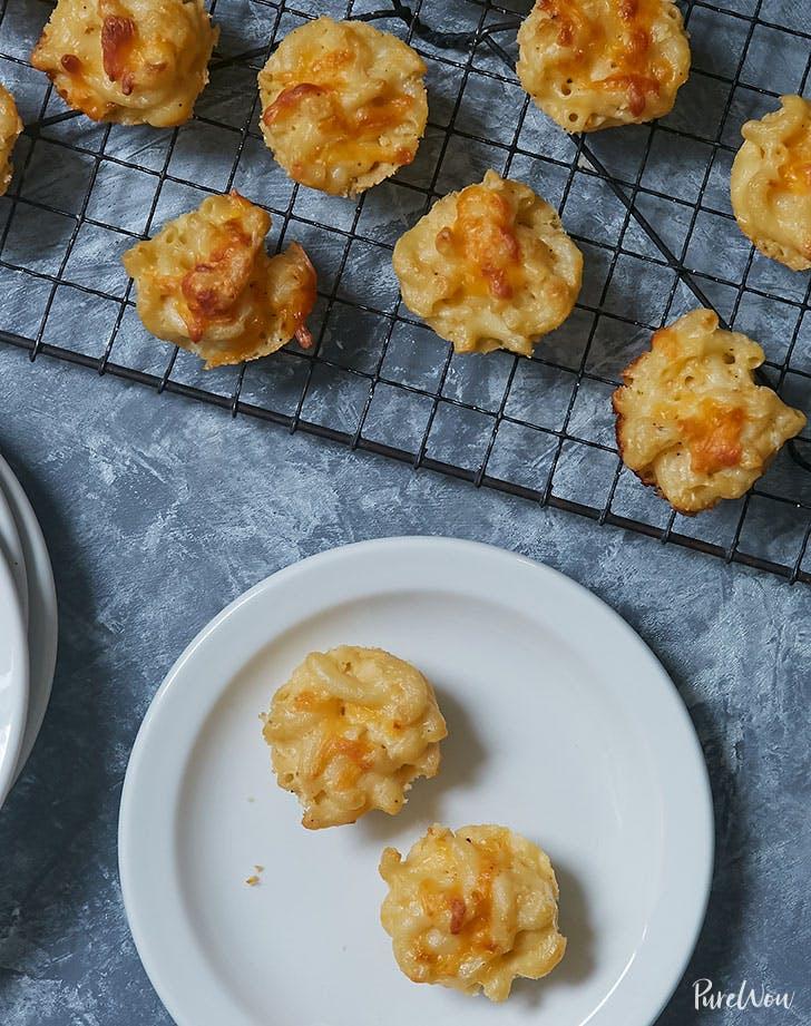 mac and cheese bites liz andrew