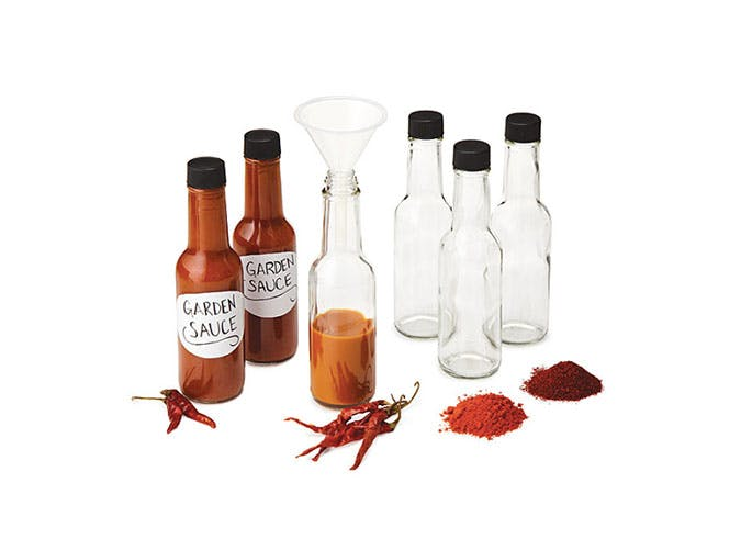 make your own hot sauce kit fathers day