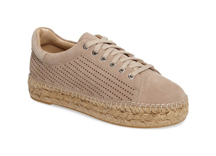 marc fisher sneaker espadrille NY