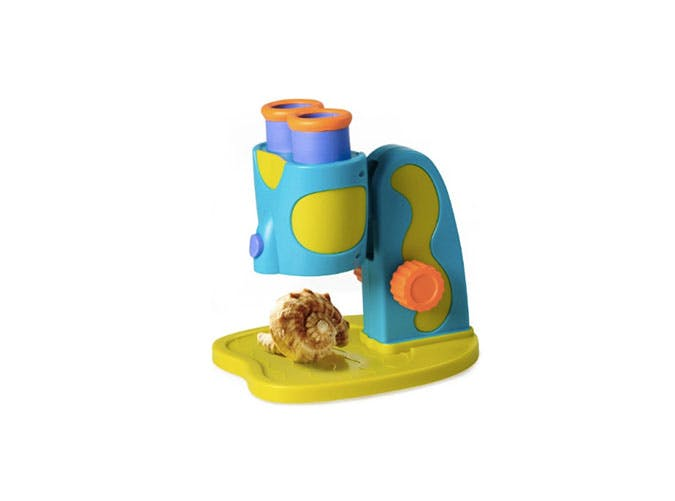 microscope kids science toy