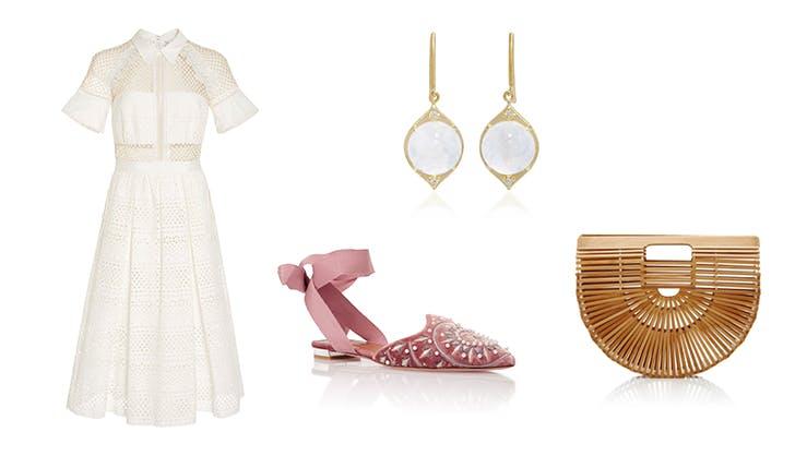 moda operandi bridal shower outfit