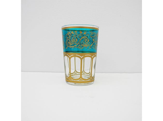 moroccan wine glass