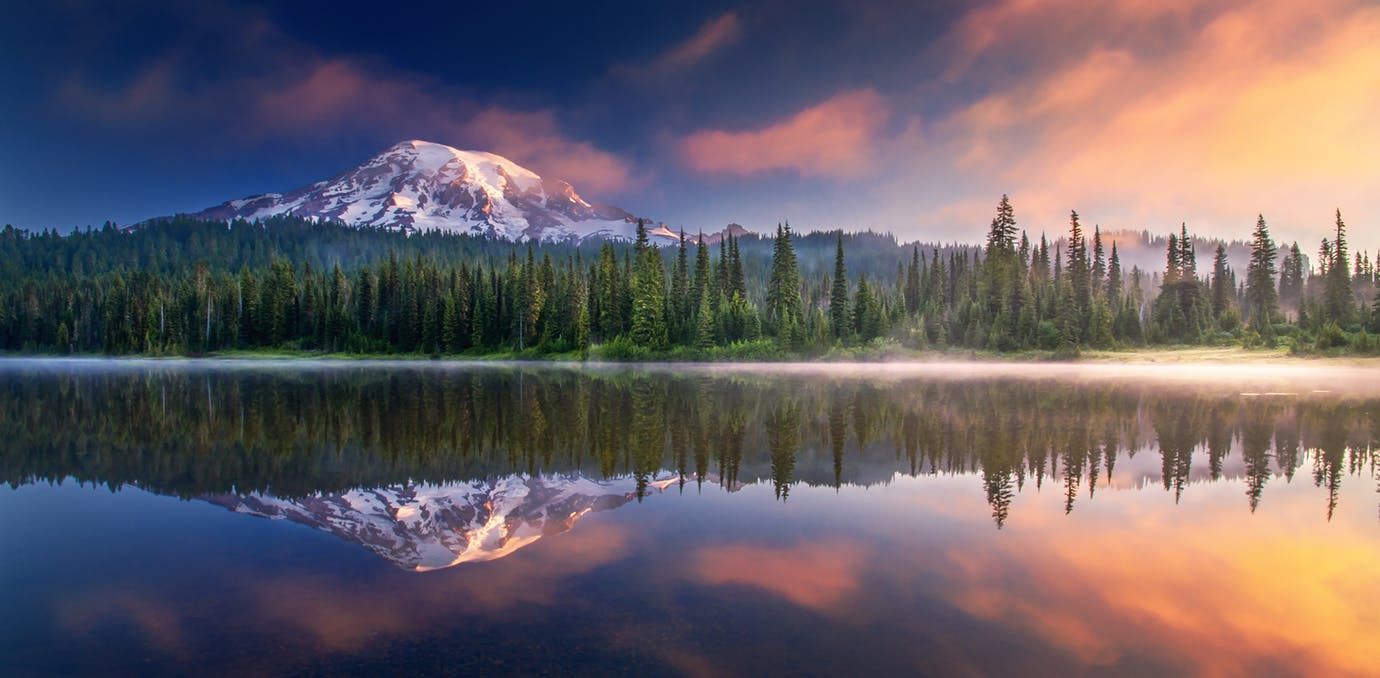 mount rainier national park replacement