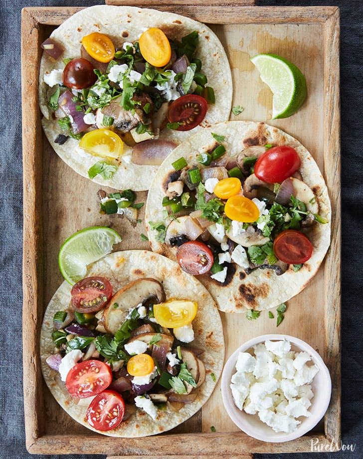 mushroom poblano tacos 921
