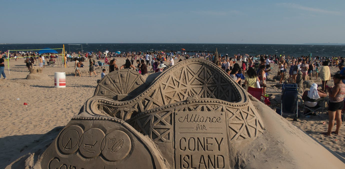 new york summer events coney island