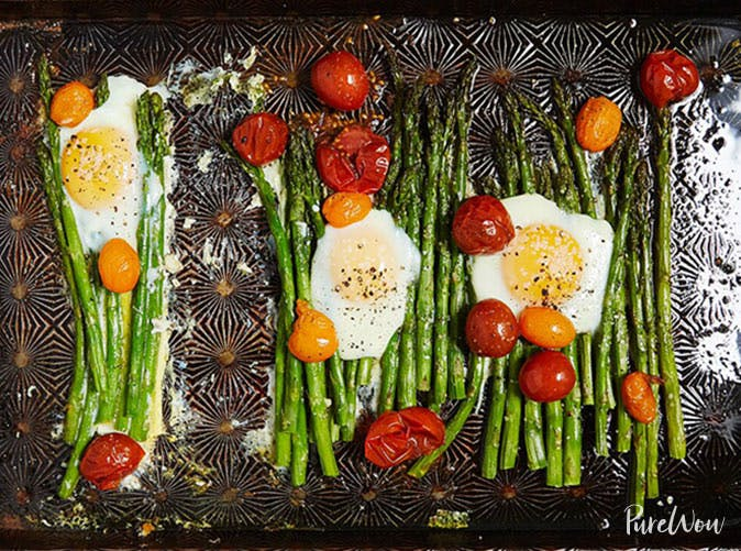 one pan eggs asparagus 501