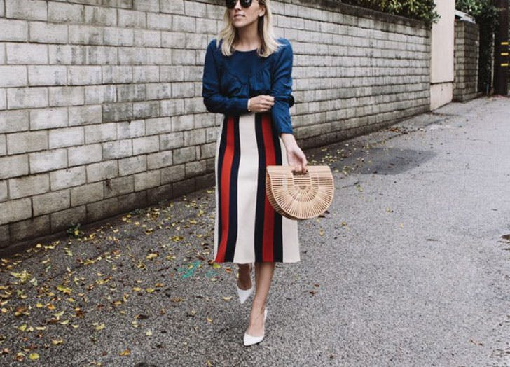 outfits-that-make-your-legs-look-longer-vertical-stripes.jpg (728×524)