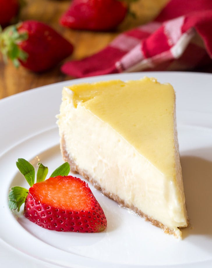 perfect slow cooker cheesecake a spicy perspective