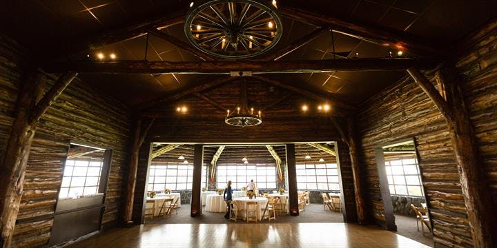 presidio log cabin san francisco wedding venues