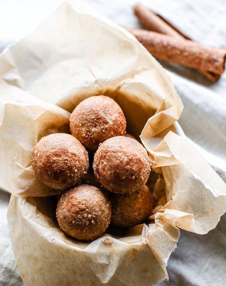 protein ball recipes cinnamon vanilla