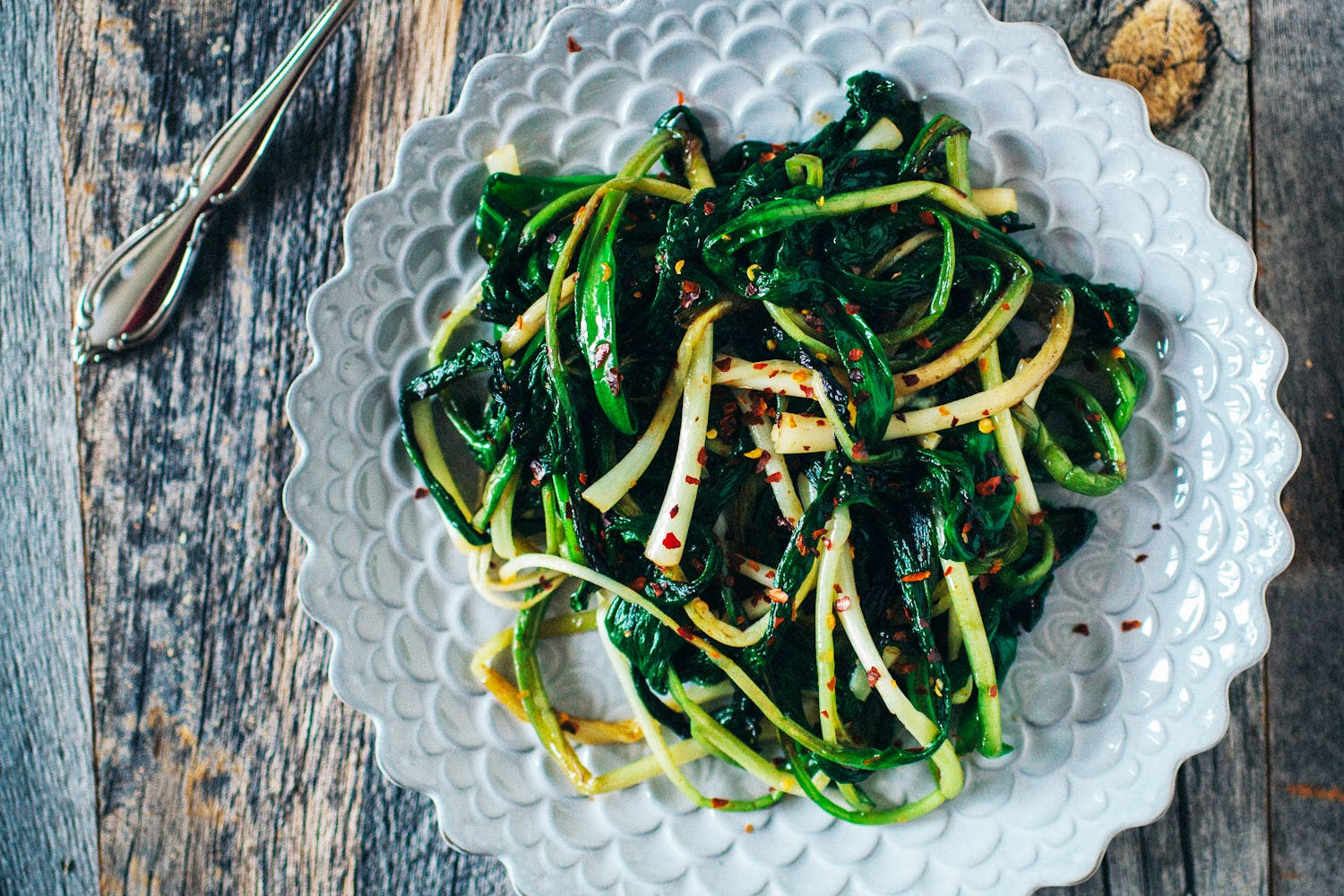 ramps chicago farmers market recipes