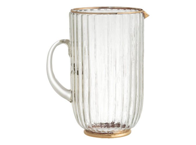 retro pitcher