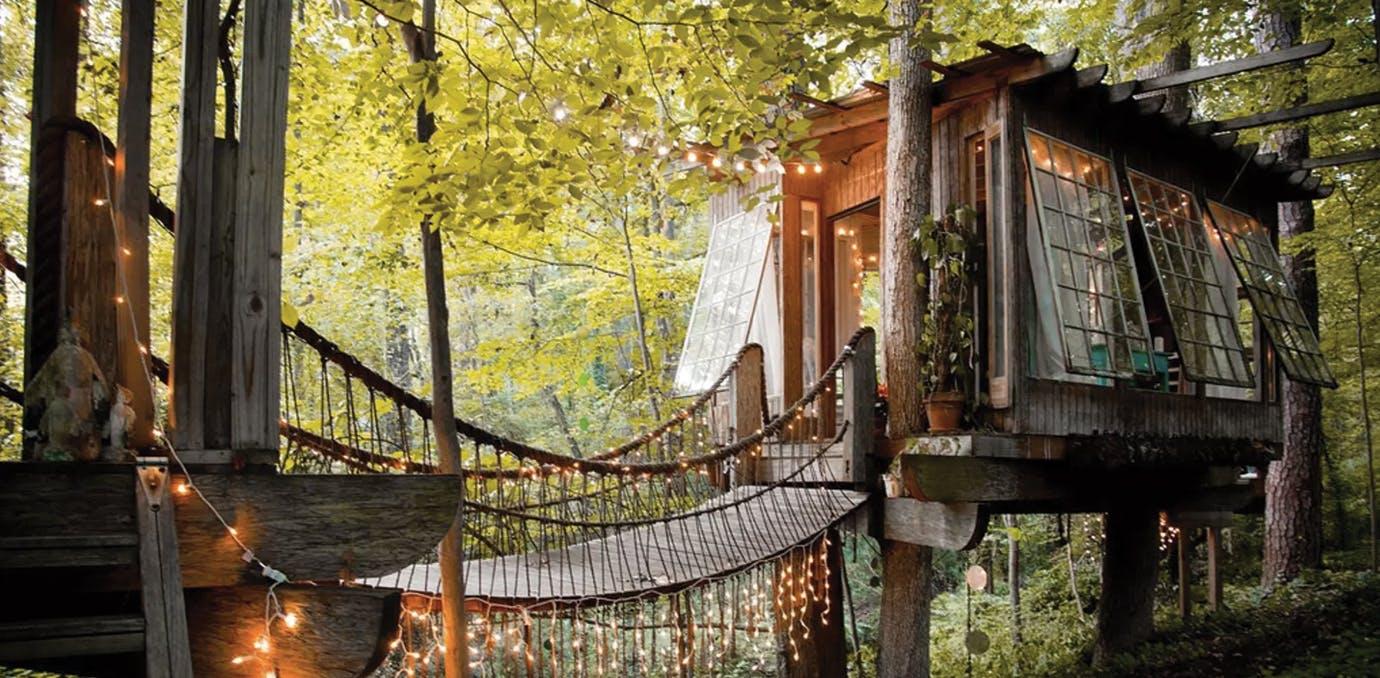 romantic airbnbs atlanta
