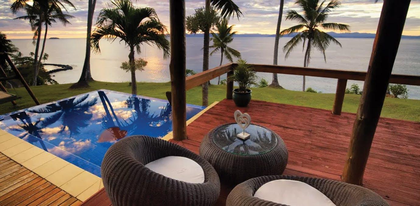 romantic airbnbs fiji