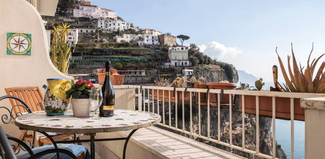 romantic airbnbs italy