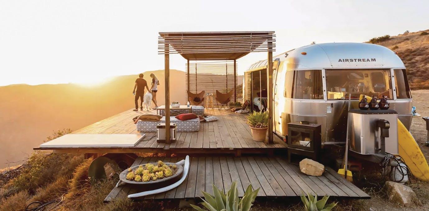 romantic airbnbs malibu