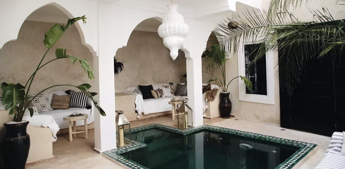 romantic airbnbs morocco